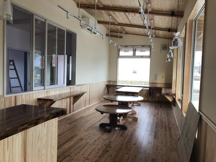 2020年2月SUMOMOベーカリー串木野店OPENしました04